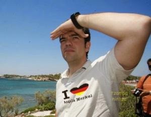 Tsipras I love Merkel1